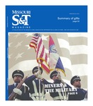 Missouri S&T Magazine Winter 2008
