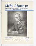 Missouri S&T Magazine, November-December 1956 by Miner Alumni Association