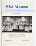 Missouri S&T Magazine, March-April 1957