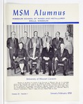 Missouri S&T Magazine, January-February 1958 by Miner Alumni Association