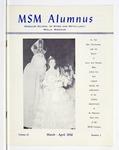 Missouri S&T Magazine, March-April 1958