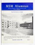 Missouri S&T Magazine, September-October 1958 by Miner Alumni Association