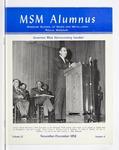 Missouri S&T Magazine, November-December 1958