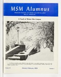 Missouri S&T Magazine, January-February 1959 by Miner Alumni Association