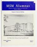 Missouri S&T Magazine, January-February 1960
