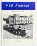 Missouri S&T Magazine, May-June 1960