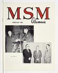 Missouri S&T Magazine, February 1961
