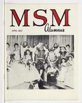 Missouri S&T Magazine, April 1962