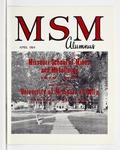 Missouri S&T Magazine, April 1964
