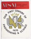 Missouri S&T Magazine, April 1966