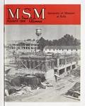 Missouri S&T Magazine, August 1966
