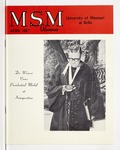 Missouri S&T Magazine, April 1967