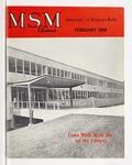 Missouri S&T Magazine, February 1968