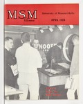Missouri S&T Magazine, April 1968