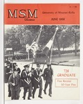 Missouri S&T Magazine, June 1968