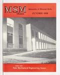 Missouri S&T Magazine, October 1968