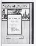 Missouri S&T Magazine, September 15, 1929 by Miner Alumni Association