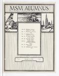 Missouri S&T Magazine, September 15, 1931 by Miner Alumni Association