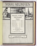 Missouri S&T Magazine, November 10, 1934