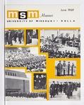 Missouri S&T Magazine, June 1969