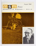 Missouri S&T Magazine, August 1969