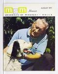 Missouri S&T Magazine, August 1971