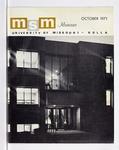 Missouri S&T Magazine, October 1971