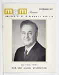 Missouri S&T Magazine, December 1971