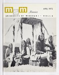 Missouri S&T Magazine, April 1972