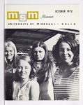 Missouri S&T Magazine, October 1972