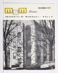 Missouri S&T Magazine, December 1972