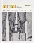 Missouri S&T Magazine, April 1973