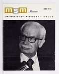 Missouri S&T Magazine, June 1973