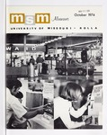 Missouri S&T Magazine, October 1974