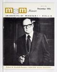 Missouri S&T Magazine, December 1974