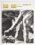 Missouri S&T Magazine, December 1975 by Miner Alumni Association