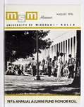 Missouri S&T Magazine, August 1976