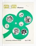 Missouri S&T Magazine, April 1980 by Miner Alumni Association