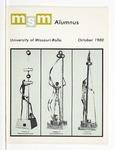Missouri S&T Magazine, October 1980 by Miner Alumni Association
