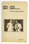 Missouri S&T Magazine, August 1981 by Miner Alumni Association