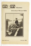 Missouri S&T Magazine, February 1982 by Miner Alumni Association