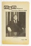 Missouri S&T Magazine, August 1982