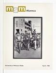 Missouri S&T Magazine, April 1983 by Miner Alumni Association