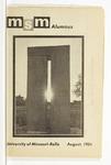 Missouri S&T Magazine, August 1984