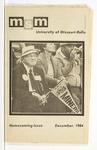 Missouri S&T Magazine, December 1984 by Miner Alumni Association