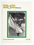 Missouri S&T Magazine, April 1985 by Miner Alumni Association