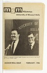 Missouri S&T Magazine, February 1986 by Miner Alumni Association