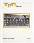 Missouri S&T Magazine, June 1986 by Miner Alumni Association