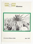 Missouri S&T Magazine, April 1987 by Miner Alumni Association
