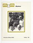 Missouri S&T Magazine, October 1981 by Miner Alumni Association